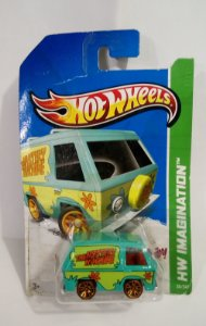 Hot Wheels Maquina do Mistério Scooby-Doo 1/64