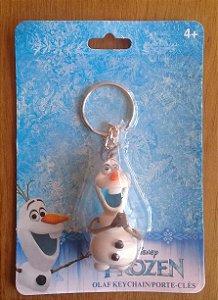 Chaveiro Frozen Olaf Disney