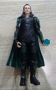 Marvel Legends Loki - Vingadores Guerra Infinita