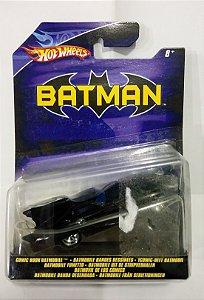 Hot Wheels Batmóvel dos Quadrinhos - 1/50