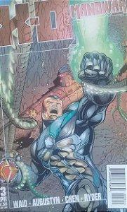 X-O Manowar #3 Importada