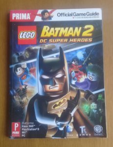 Lego Batman 2 DC Super Heroes Official Game Guide