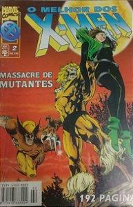 O Melhor dos X-Men #2 - Massacre de Mutantes - Ed. Abril