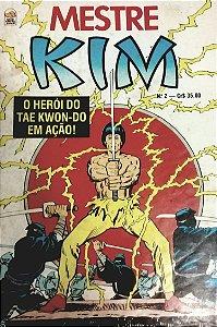 Mestre Kim #2 - Ed. Bloch