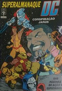 Superalmanaque DC #2 - Ed. Abril Conspiração Janus