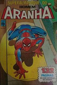 Superalmanaque do Homem-Aranha #1 - Ed. Abril