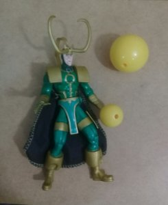 Toy Biz Loki - Pré Legends Loose
