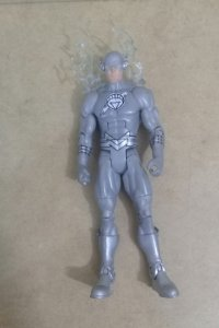 DC Universe Flash Lanterna Branco Loose