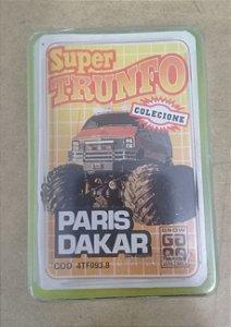 SUPER TRUNFO PARIS DAKAR - GROW