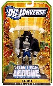 Lobo Collector Fan JLU  Mattel