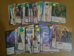 Spellfire Master the Magic - First Edition - Série de 100
