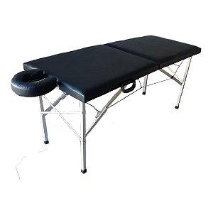 Maca Maleta Dobrável Portátil Massagem com Capa Protetora Gratis