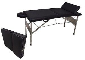Maca maleta portátil reclinável / entrega grátis e brinde
