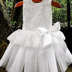 Vestido Princesa branco