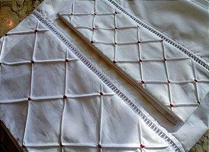 Jogo de lençol berço