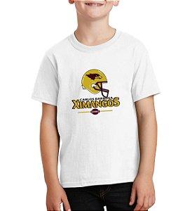 Camiseta Passeio Infantil Branca 2018