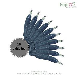 10 unidades - Lâmina Tebori GR Colors 14 Pontas Flex