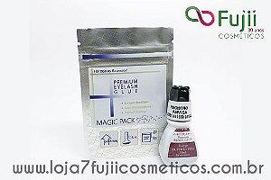 Cola Super Ultra para Cílios Fio a Fio - 10ml Preta