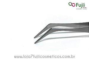 Pinça Alongamento Curvada - Beauty
