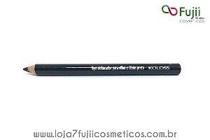 Lápis Delineador Preto - KOLOSS