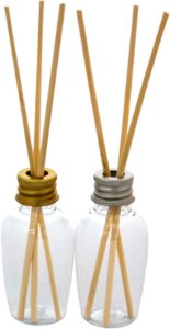 Frascos para Aromatizador Plástico de 30 ml Tulipa (10 unid.)
