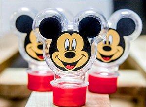 Tubete Personalizado da Mickey (10 unid.)
