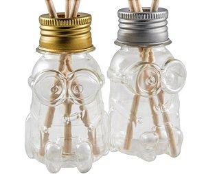 Frasco para Aromatizador Minions para Lembrancinhas 70 ml (10 unid.)