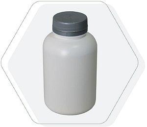 Pote Plastico para cápsula 300 ml Rosca Lacre (10 unid.)