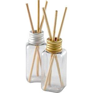 Frasco para Aromatizador Atacado Plástico de 40 ml (100 unid)