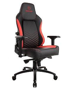 Cadeira gamer Ergonômica Vermelha e Preta Roxtor 5031