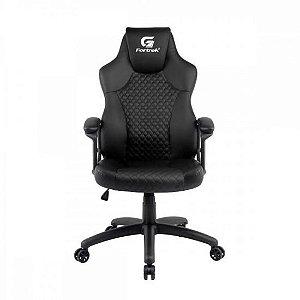 Cadeira Gamer Holt Preta FORTREK