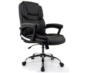 Cadeira Presidente Madrid - Anatômica