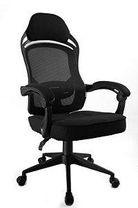 Cadeira Tóquio Preta - Anatômica