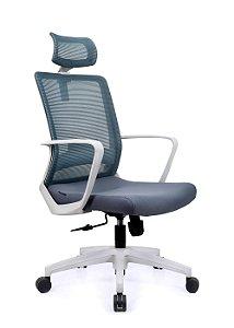 Cadeira de Escritório Toronto - Cinza