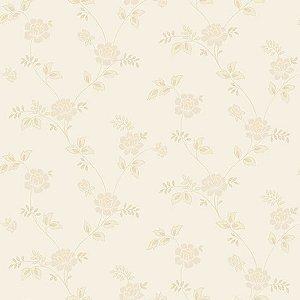 Papel de parede Flower Time (clássico) - Cód. FF202-01