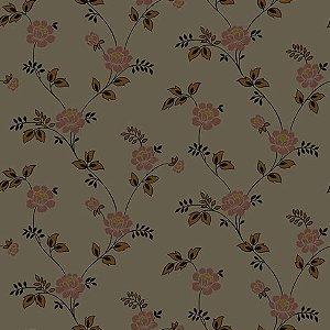 Papel de parede Flower Time (clássico) - Cód. FF202-07