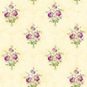 Papel de parede Romantic (clássico) - Cód. RO010105