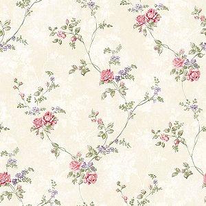 Papel de parede Romantic (clássico) - Cód. RO010403