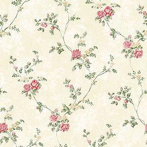 Papel de parede Romantic (clássico) - Cód. RO010405