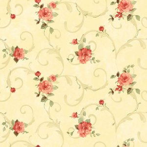 Papel de parede Romantic (clássico) - Cód. RO010703