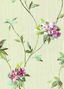 Papel de parede Serenissima (clássico) - Cód. 8134