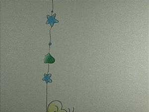 Papel de parede Happy Fantasy (Infantil) - Cód. 180302