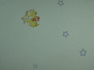 Papel de parede Happy Fantasy (Infantil) - Cód. 180601