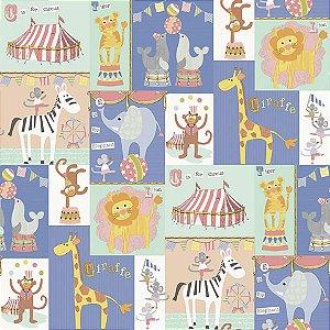 Papel de parede My Adventures (Infantil) - Cód. MA66105