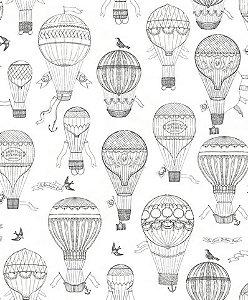 Papel de parede My Adventures (Infantil) - Cód. MA66125