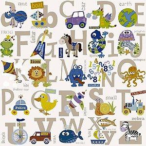 Papel de parede My Adventures (Infantil) - Cód. MA66133