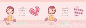Papel de parede (Borde) Girl (Infantil) - Cód. GB71101