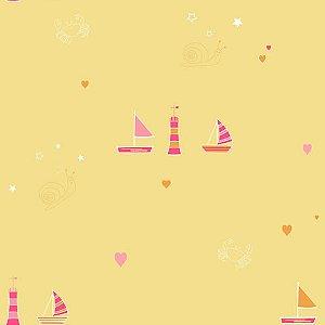 Papel de parede Girl (Infantil) - Cód. GB71604
