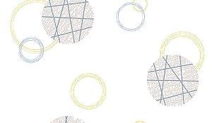 Papel de parede Iris cod. 6626-1