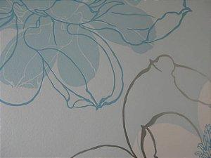 Papel de parede Lolita (Moderno) - Cód. B1 0102